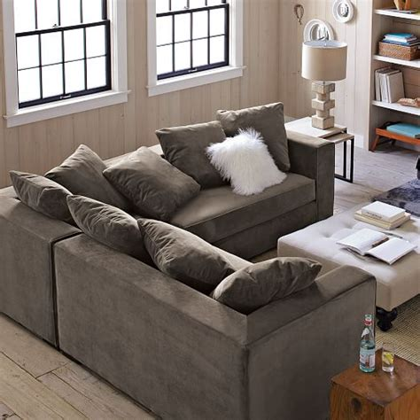 west elm walton sofa walton 3 piece l shaped sectional west elm