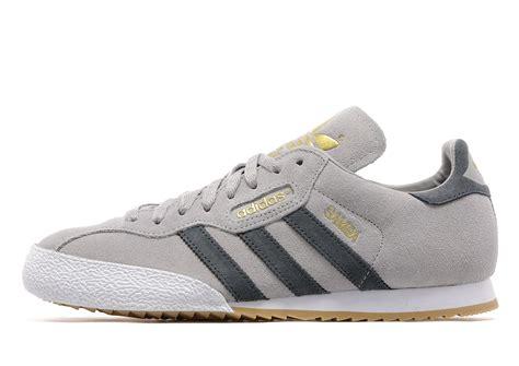 Sepatu Adidas Samba Suede 60 adidas samba grey suede
