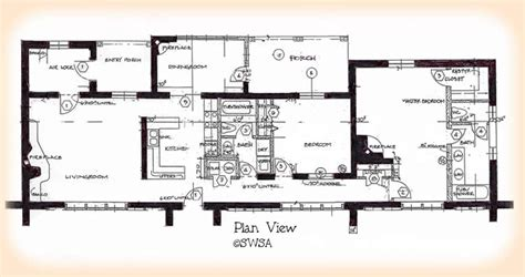 house plans with 2 master bedrooms 2 bedroom adobe house plans adobe house plan 1930