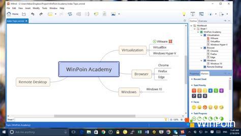 cara membuat mind map dengan xmind mudahnya membuat mind map di windows dengan xmind winpoin