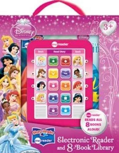 disney princess me reader electronic reader and 8 book - 145083096x Disney Princess Me Reader Electronic