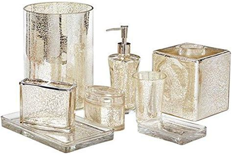 mercury glass bathroom accessories making mercury glass bathroom accessories