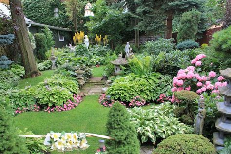 Country Backyard Landscaping Ideas Country Garden Ideas Photograph Country Co