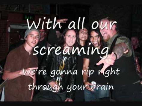 metallica hit the lights lyrics black tide hit the lights with lyrics youtube
