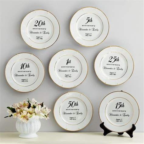 25  best ideas about 20th Wedding Anniversary Gifts on