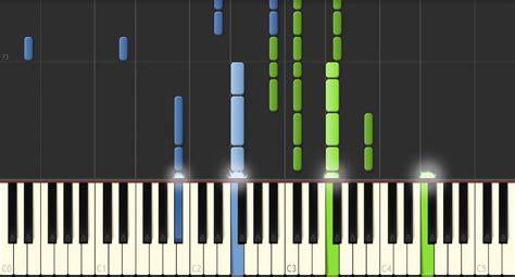 piano tutorial youtube channel coldplay a sky full of stars piano tutorial synthesia