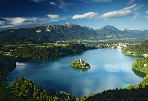 slovenia lake lake bled cycling holiday self guided bohinj valley