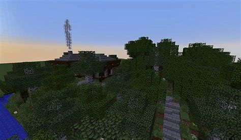 Minecraft Cabin In The Woods by Log Cabin In The Woods Minecraft Project