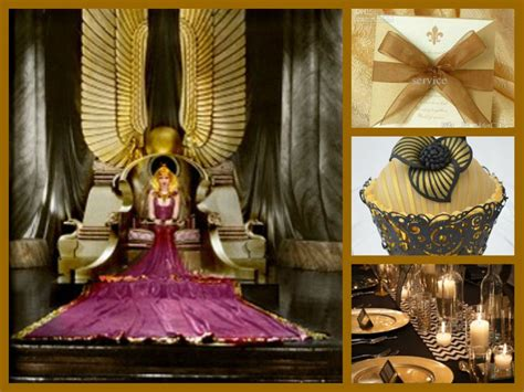 cleopatra wedding theme cleopatra theme weddings and wedding