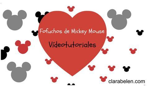 como hacer a mickey mouse en hoja cuadriculada a cuadritos inspiraciones manualidades y reciclaje c 243 mo hacer un