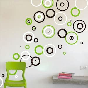 trendy wall designs trendy rings vinyl wall decals trendy wall designs