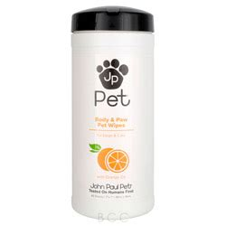 john paul pet body paw pet wipes beauty care choices