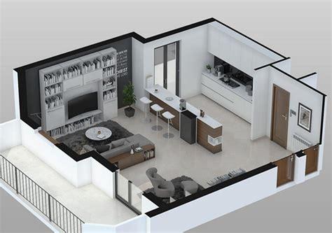 Sala E Cucina Unico Ambiente by Gallery Of Idee Per Ristrutturare Casa Ristrutturazione