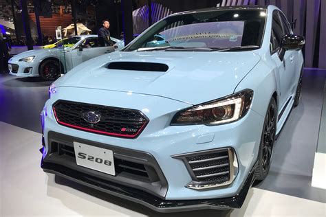 subaru wrx sport subaru wrx sti s208 and brz sti sport an alphabet soup of