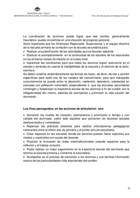 nuevo diseo curricular dictan capacitacin para directores de la dise 241 o curricular educacion primaria 2012