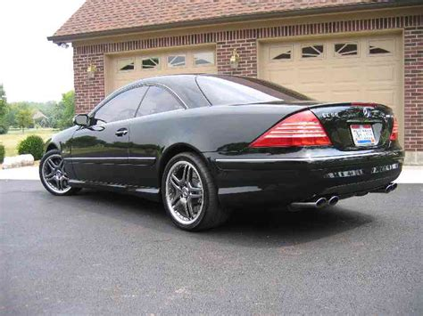 transmission control 2009 mercedes benz cl65 amg windshield wipe mercedes benz cl 65 amg technical details history photos