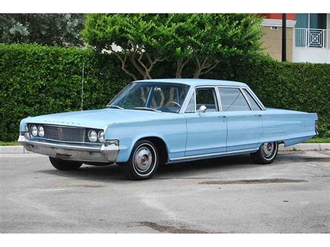 Chrysler Newport News by 1965 Chrysler Newport For Sale Classiccars Cc 876593