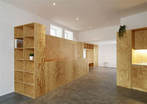 plywood built in furniture by big