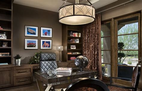 Ceiling Lights For Home Office What Your Home Office Lighting Reveals About Your Style