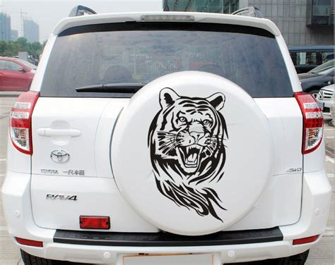Coole Car Aufkleber by Free Shipping 60cm Cool Tiger Car Sticker For Car Whole