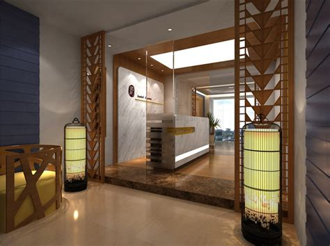 Entrance Design Chinese Style Restaurant Entrance Design