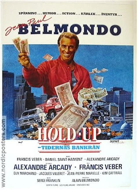 film hold up belmondo streaming hold up movie poster 1985 original nordicposters