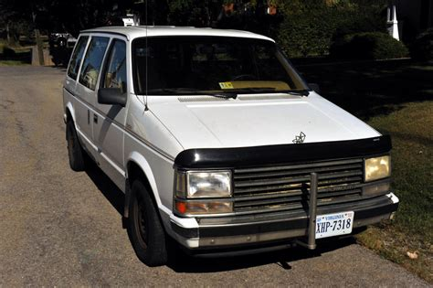 89 plymouth voyager 89 voyager turbo mini