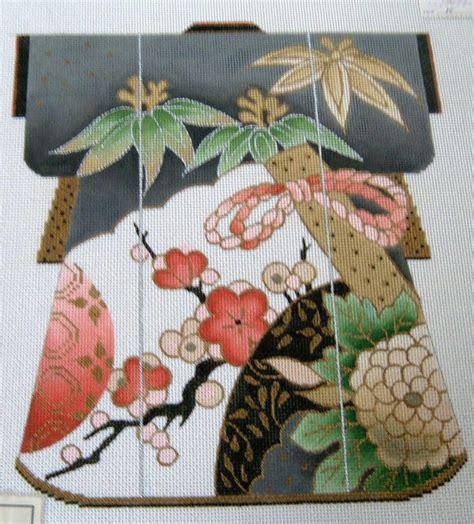 kimono needlepoint pattern 139 best images about needlepoint oriental kimonos on