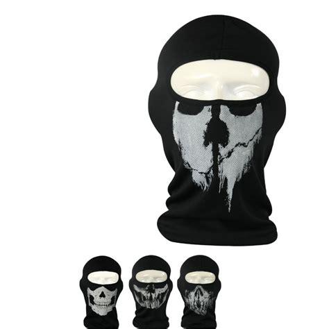 Balaclava Masker Skull Cap Alpinestars 1 new soft motorcycle skull mask ride skeleton caps