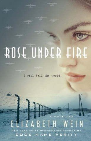 themes in rose under fire amanda s adventures in reading library lowdown