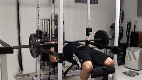 bench press motion chest exercise tip range of motion triple add sets for