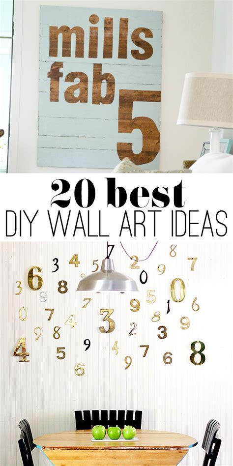20 diy painting ideas for wall art pretty designs 20 best diy art ideas
