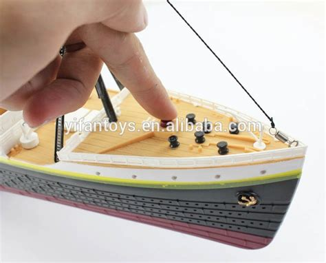 titanic rc boat for sale 1 325 scale rc titanic boat ship model toys with light and