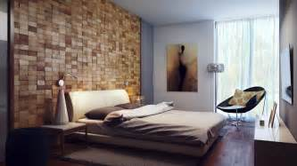 bedroom wall panel design ideas:  design note contemporary wood block headboard wall for  design