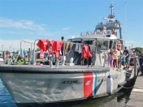boat basin restaurants names assemblyman saladino holds marine outdoor recreation expo