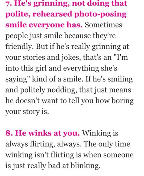 7 Ways To Hes Flirting With You by Signs That He S Flirting With You Trusper