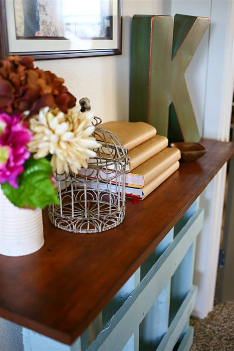 Best Diy Crafts Ideas Creative Reflection 365 Days To - diy pallet console table page 2 of 2 kleinworth co