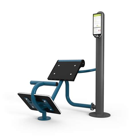 extension bench hyper extension bench activefit outdoor fitness equipment