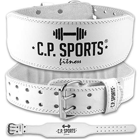 Cp White Kotak Fit L sports weight lifting belts find c p sports products at wunderstore