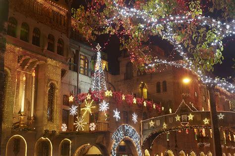 The Mission Inn Christmas Lights Mouthtoears Com Lights Riverside
