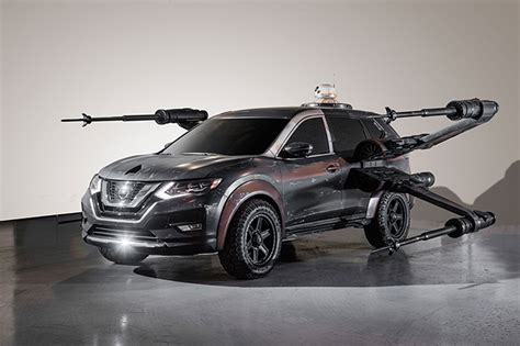 Star Wars Auto gallery nissan s bizarre star wars tribute cars at 2017