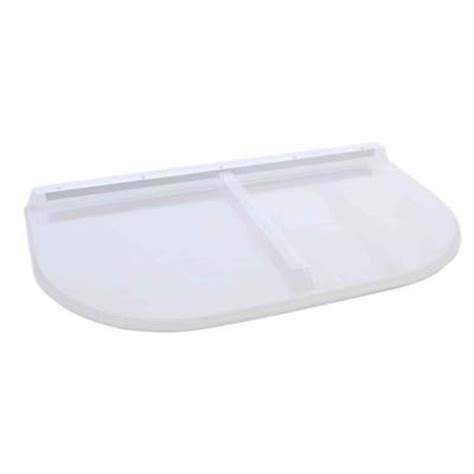 u shaped covers shape products 45 in x 26 in polycarbonate u shape