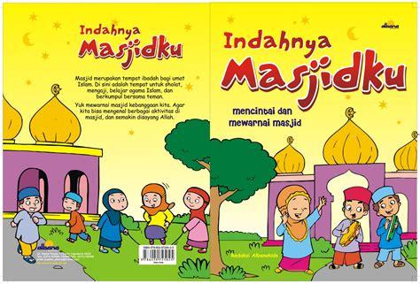 Buku Mewarnai Buku Kreatifitas Anak 4 In One lailia rachmani kategori buku anak