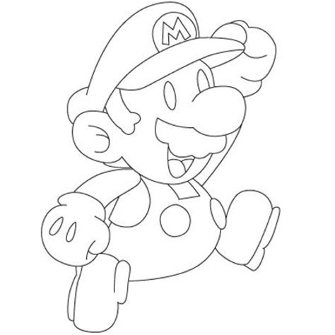 How To Draw Characters From Mario