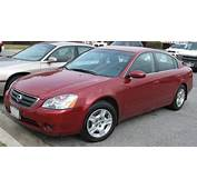 2004 Nissan Altima  Information And Photos MOMENTcar