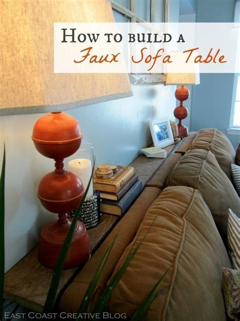 sofa table behind couch against wall 17 best images about sofa table behind couch on pinterest