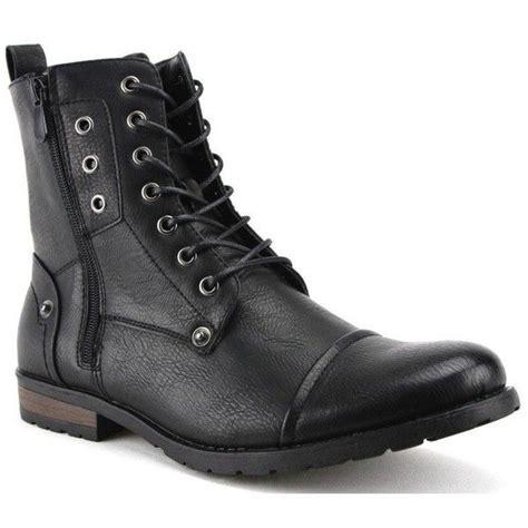 mens black biker boots best 25 mens biker boots ideas on biker boots