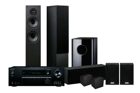 onkyo atmo pack  dolby atmos home theatre speaker