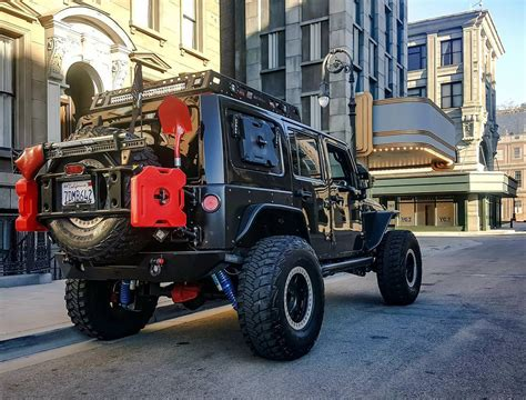 modified jeep wrangler custom jeep wrangler unlimited rubicon jk c obsidian off