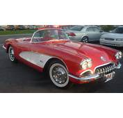 1955 Chevrolet Corvette  Information And Photos MOMENTcar